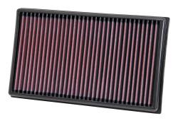 K&N Panel Filters - Audi A3 8v