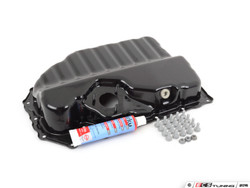ECS Tuning Steel Oil Pan Kit For VAG 2.0TFSI EA888 Gen1/2 Engines