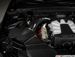 ECS Tuning Silicone Supercharger Inlet Kit - 3.0TFSI