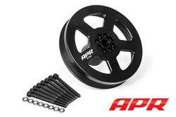 Supercharger Crank Pulley - 3.0TFSI