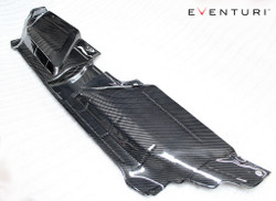 Eventuri Carbon Fibre Slam Panel Cover- Audi RS4 (B8) 4.2FSI
