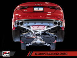 AWE Tuning Track Edition Exhaust System - Audi S5 (B9) 3.0T