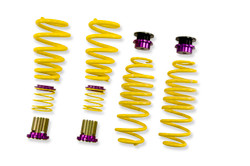 KW Height Adjustable Spring System - Audi RS4 (B9) with DRC