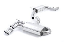 Milltek Cat Back Exhaust for Audi A3 (8P) 2.0T FSI 2wd