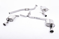 Milltek Exhaust for Audi A5 2.0TFSI - Sportback - Auto Only