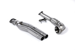 Milltek Downpipe Options- Audi RS3 (8P)