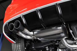 Milltek Cat-Back Exhaust System- Audi RS3 (8P)