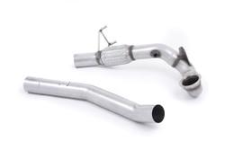 Milltek Downpipe Options-  Audi S1 2.0TFSI