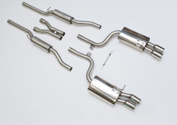 Milltek Cat-Back Exhaust - Audi S4 (B7)
