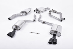 Milltek Cat-Back System - Audi S5 (B8) 3.0T Sportback