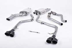 Milltek Cat-Back System - Audi S5 (B8.5) 3.0T Sportback