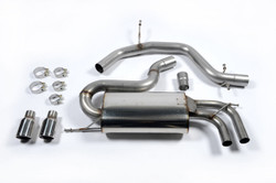 Milltek Cat-Back Exhaust System - Leon (Mk2) FR 2.0TDI '170PD DPF'