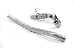 Milltek Cast High Flow Downpipe Options - Octavia vRS Mk3 2.0TSI