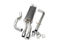 Milltek Cat-Back Exhaust - VW Bora 1.9TDI