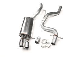 Milltek Cat-Back Exhaust - VW Jetta Mk5 2.0TFSI