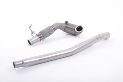 Milltek Downpipe Options - VW Golf 'R' Mk7 and Mk7.5