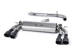 Milltek 'Valved' Cat-Back Exhaust - VW Golf 'R' Mk7