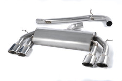 Milltek Cat-Back Exhaust - VW Golf 'R' Mk7.5
