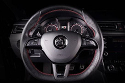 PD Billet Paddle Shift Extensions - Skoda