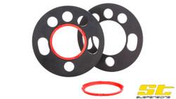 ST Modular 'DZX' Wheel Spacers - 5x112 - 57.1mm