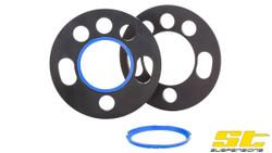 ST Modular 'DZX' Wheel Spacers - 5x120- 65.1mm