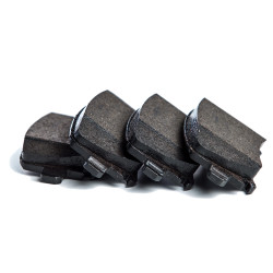 Tarox Strada Rear Brake Pads - Audi S1