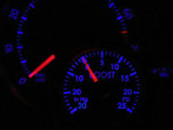 Newsouth Performance 'VW Indigo' Boost Gauge - GAU00*