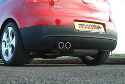 Rear Valance OEM Golf Mk5 GTI