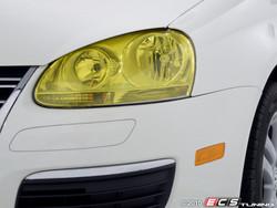 LaminX Headlight Protective Film - Yellow Golf 5