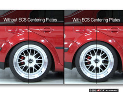 ECS Tuning MKIV Rear Wheel Centering Plates