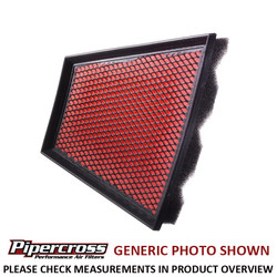 Pipercross Panel Filters - Volkswagen Caddy (2K)