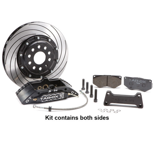 Tarox Front Big Brake Kit - Seat Leon II (1P) All models excl Cupra 06 on - 345x30mm
