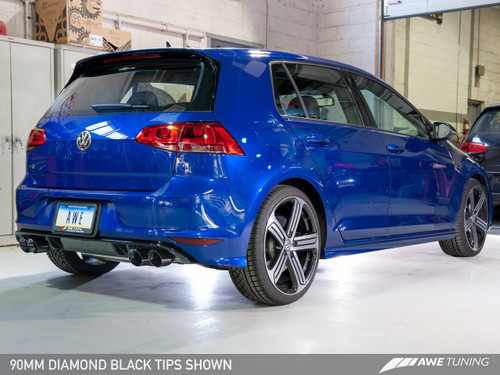 Mk7 Golf R >> Awe Tuning Mk7 Golf R Switchpath Exhaust System Awesome Gti