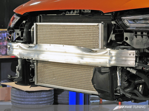 AWE Tuning Coldfront System - Audi S5 B8.5