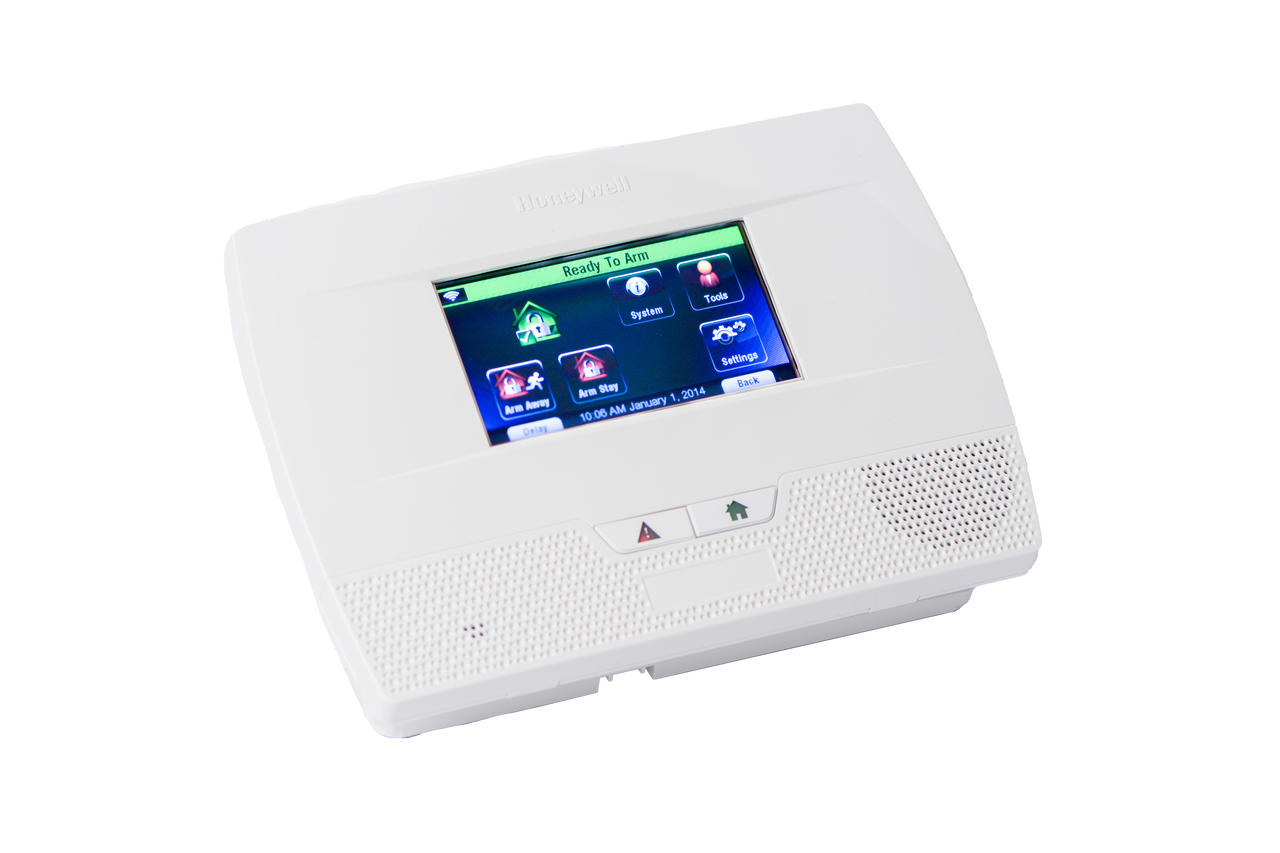 Honeywell Lynx 5210 All In One Wireless Home And Business