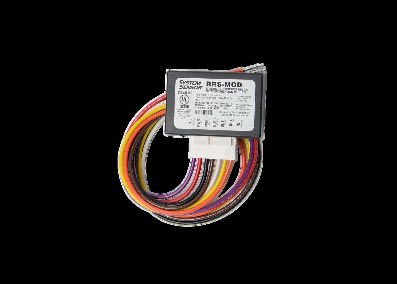 System Sensor I3 Polarity Reversal Module Wiring A Relay