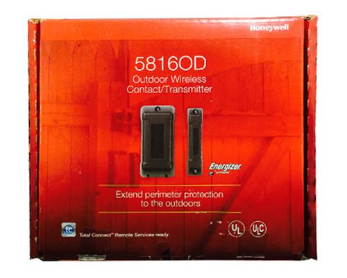 honeywell 5816od outdoor wireless sensor. Black Bedroom Furniture Sets. Home Design Ideas
