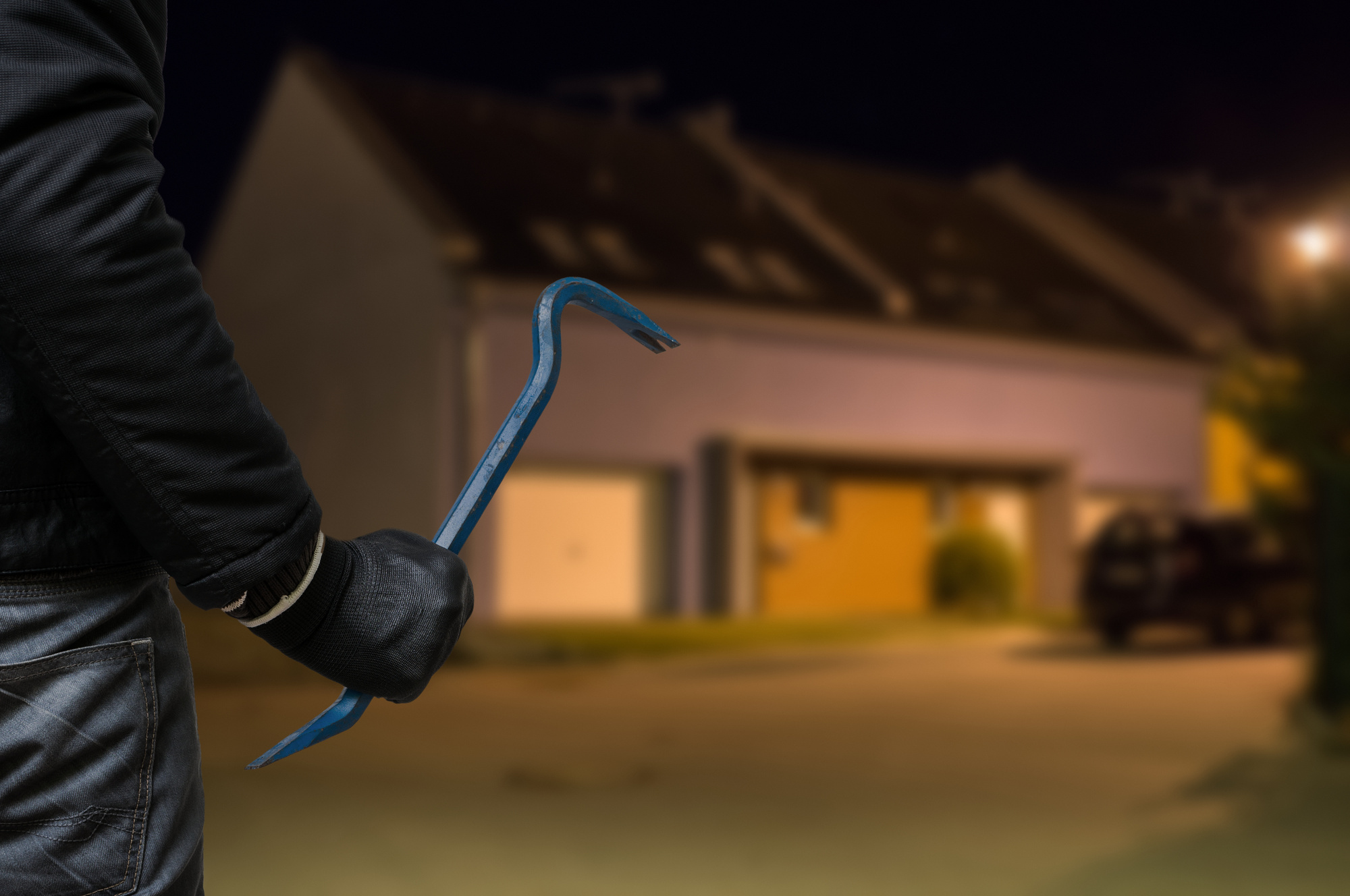 Top 10 Tips to Deter Burglars from Your Home