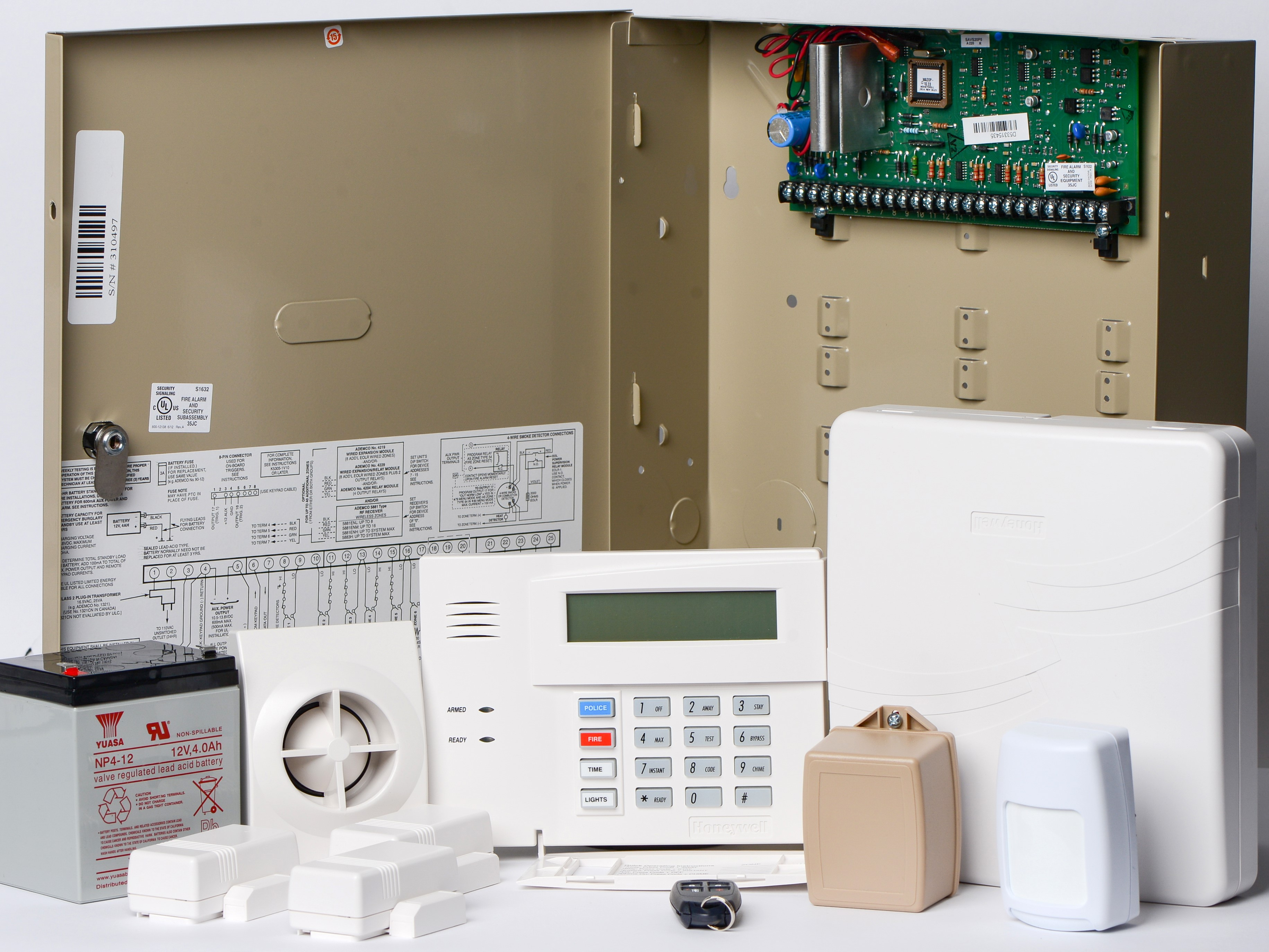 The Complete Guide to Purchasing an Intruder Alarm