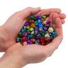 Halfling's Haversack: 140 Mini Polyhedral Dice in 20 Complete Sets