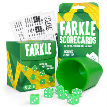 how to play farkle dice game