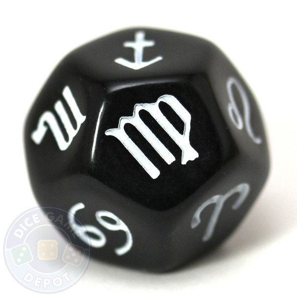 Astrological dice