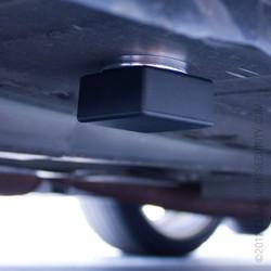 iTrail GPS Case Under Vehicle