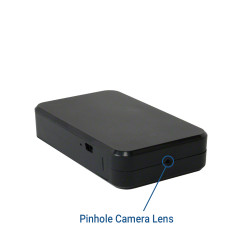 Black Box Camera Pinhole Camera Lens