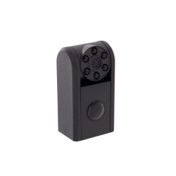 720P HD Mini Spy Camera with Night Vision and 1 Year Battery Life