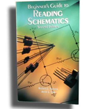 Beginner's Guide to Reading Schematics by Robert J. Traister, Anna L. Lisk: text books.
