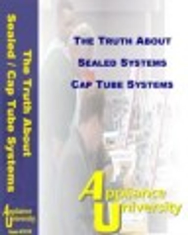 Repair Refrigeration Sealed System Tutorial
