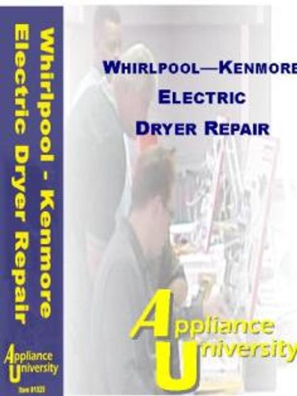 Repairing Whirlpool Electric Dryer