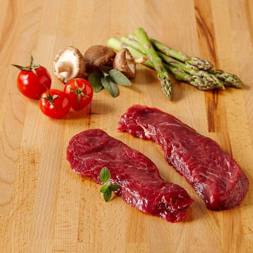 Ostrich Steaks from Sayersbrook Bison Ranch