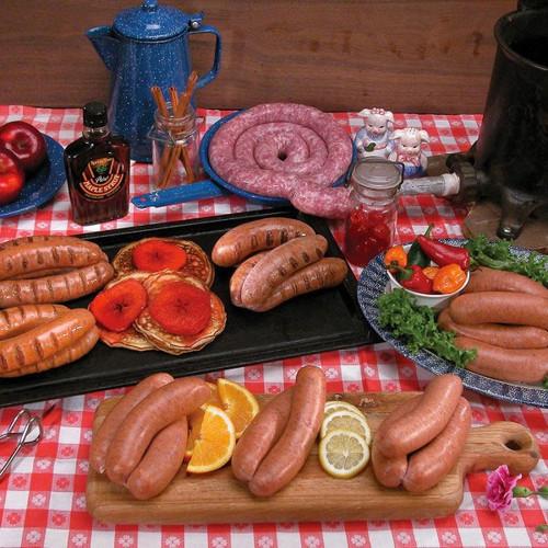 italian sausage collection